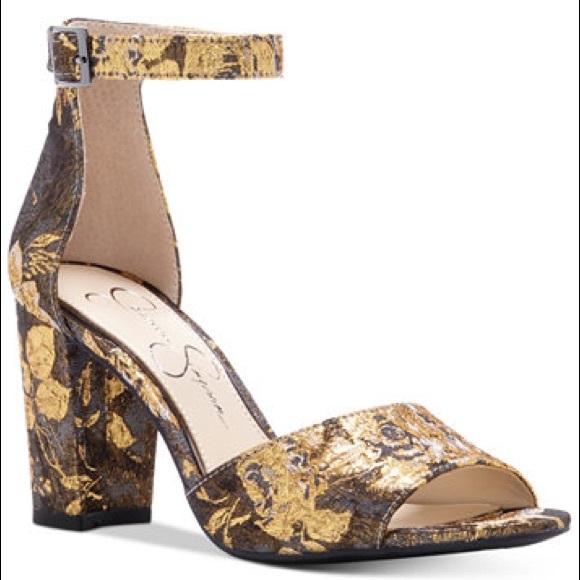 2b57fb3c5ae9 Jessica Simpson Shoes | Sherron Womens Heels Sz 65 | Poshmark